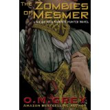 Zombies of Mesmer Cover