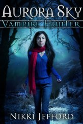Cover Aurora Sky Vampire Hunter