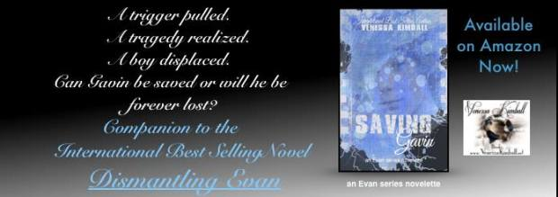 Saving Gavin for sale banner