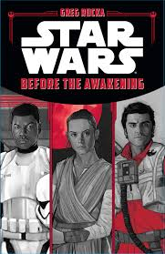 Star Wars - Before the Awakening Cover