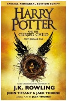 Image result for cursed child harry potter
